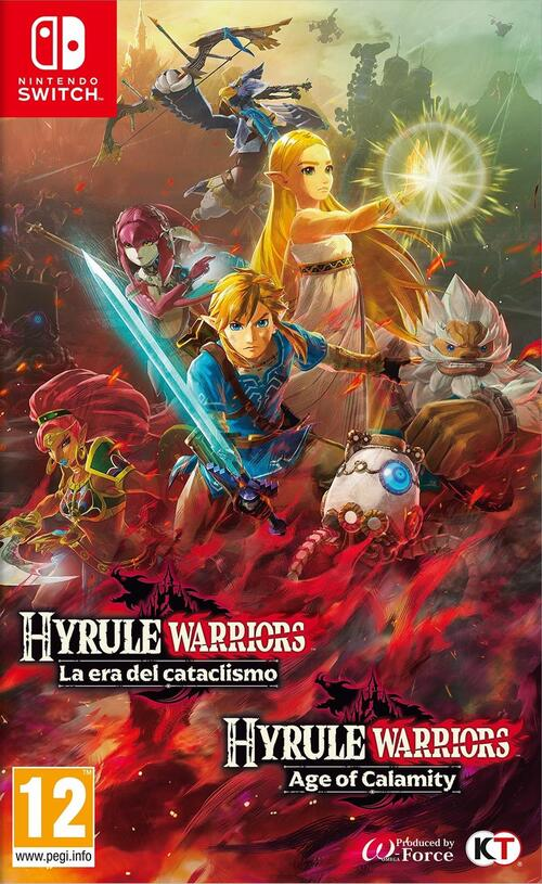 Hyrule Warriors - Age Of Calamity