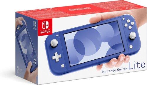 Nintendo Switch Lite (Blauw)