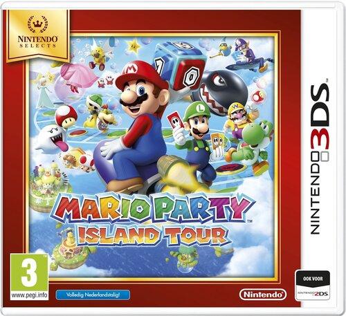 Mario Party Island Tour Nintendo Selects