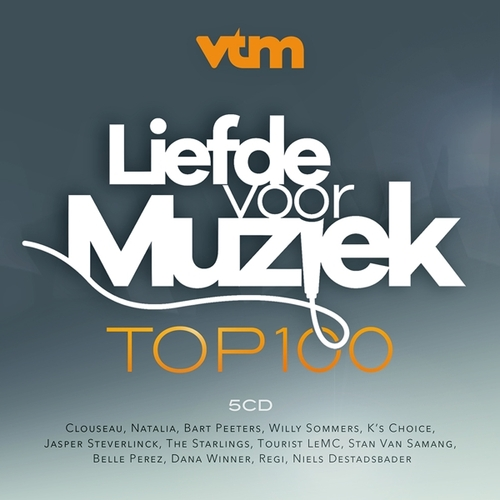 Liefde Voor Muziek Top 100 - CD (0600753952313)