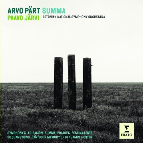 Part Summa, Symphony No. 3, F