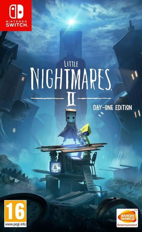 Little Nightmares (D1 Edition)