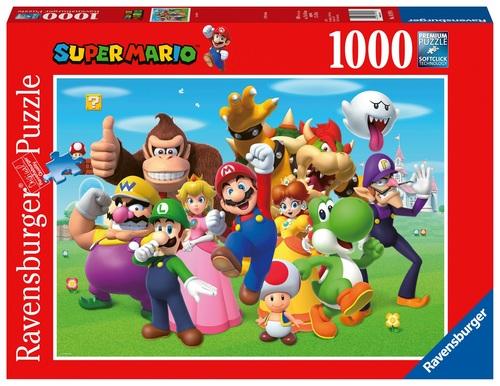Super Mario (1000 Stukjes) – Puzzel;Puzzel (4005556149704)