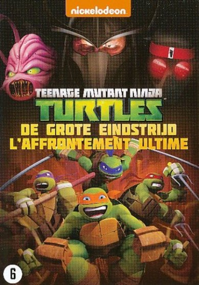 Teenage Mutant Ninja Turtles De Grote Eindstrijd Sean Astin