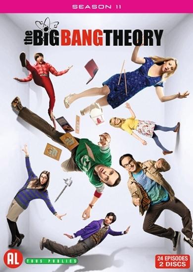 The Big Bang Theory - Seizoen 11