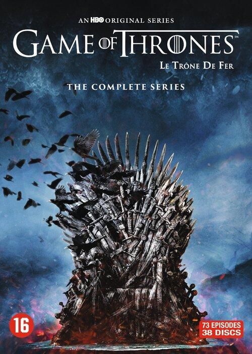 Game Of Thrones - The Complete Series (Seizoen 1 T/M 8)