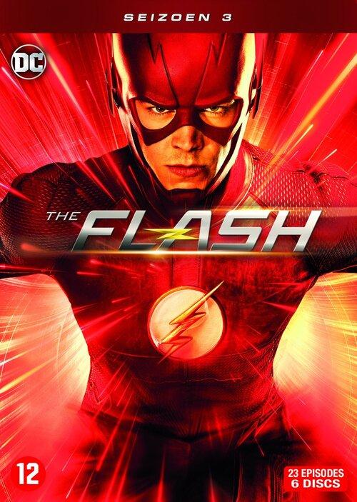 The Flash - S3 DVD