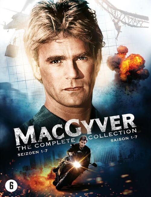 Macgyver Complete Collection