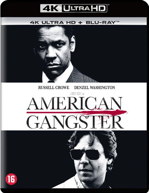American Gangster (4K Ultra HD En Blu Ray)