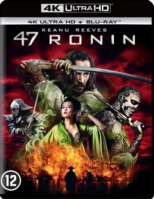 47 Ronin (4K Ultra HD En Blu Ray)