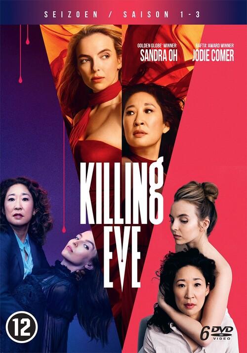Killing Eve - Seizoen 1-3