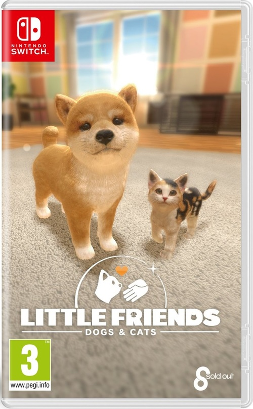 Little Friends: Dogs & Cats – Switch