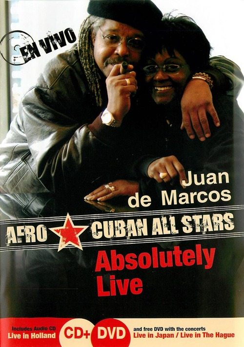 Absolutely Live (DVD+CD)