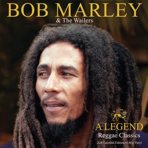 Bob Marley & The Wailers - A Legend - Reggae Classics | LP kopen