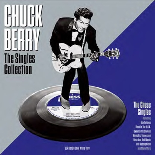 Chuck Berry - SINGLES COLLECTION HQ | Vinyl kopen