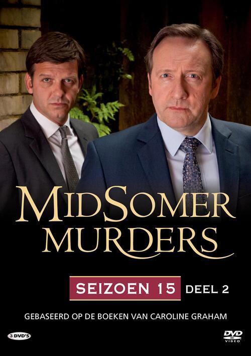 Midsomer Murders - Seizoen 15 Deel 2