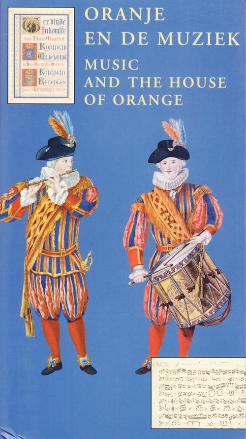 Oranje En De Muziek - CD (5425008371368)