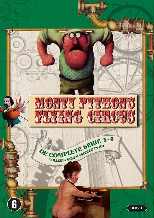 Dagaanbieding - Monty Pythonenapos;s Flying Circus - De Complete Serie 1-4 dagelijkse koopjes