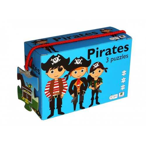 Afbeelding van Piraten - 3 puzzels