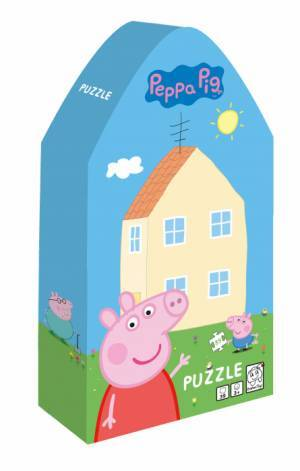 Afbeelding van Puzzel Peppa Pig - House