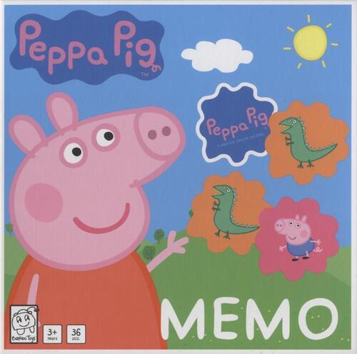 Afbeelding van Peppa Pig - Memo