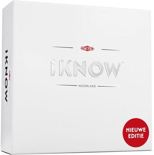 Tactic - Iknow 2.0 - Spel;Spel (6416739586403)