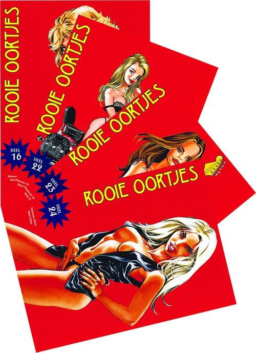 Rooie Oortjes Set 1 kopen