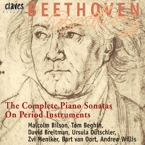 The Complete Piano Sonatas On Period Instruments