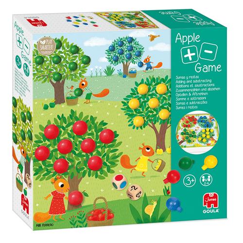 Apple + - Game - Spel;Spel (8410446531679)