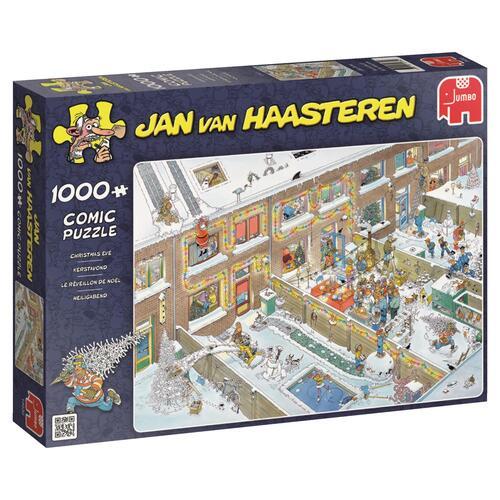Jan van Haasteren Kerstavond puzzel – 1000 stukjes
