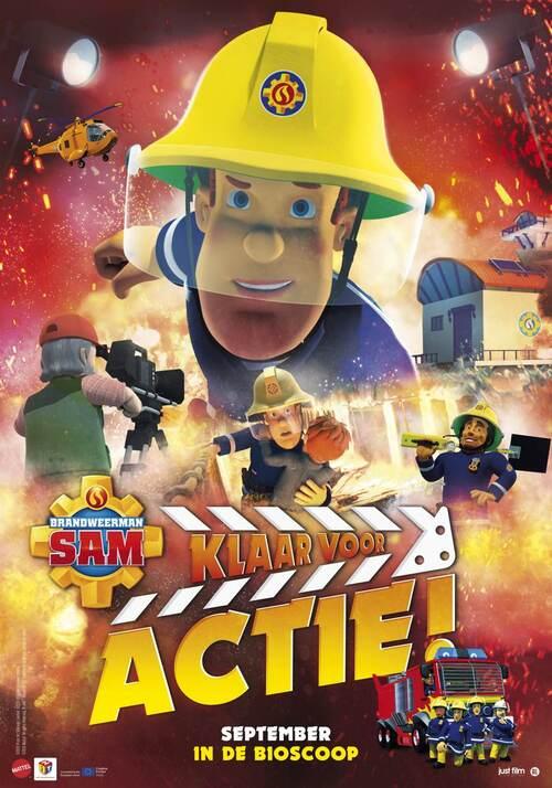 Voorkeur Brandweerman Sam - Klaar Voor Actie - John Barrowman | DVD #XV13