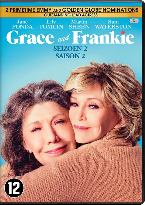 Grace And Frankie - Seizoen 2