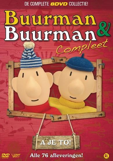 Buurman & Buurman Compleet - Kees Prins, Siem van Leeuwen | DVD ...
