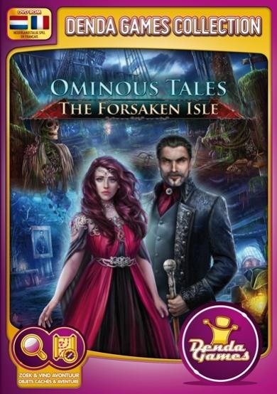 Ominous Tales - The Forsaken Isle - PC CD-DVD (8715181988253)