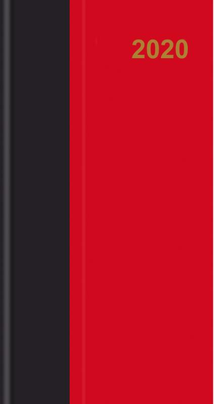 Afbeelding van Combi pocket agenda 2020
