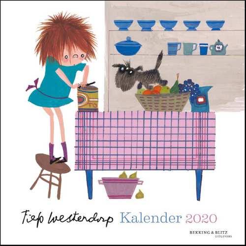 Afbeelding van Fiep Westendorp maandkalender 2020