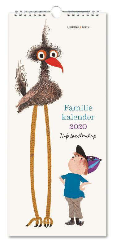 Afbeelding van Fiep Westendorp familie kalender 2020
