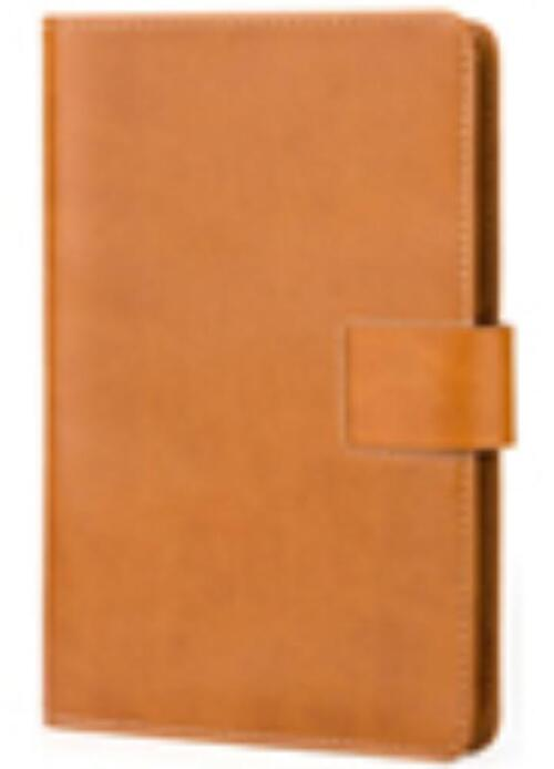 Afbeelding van Stylz Bebook Milano Brown case for Neo/Club STY-411