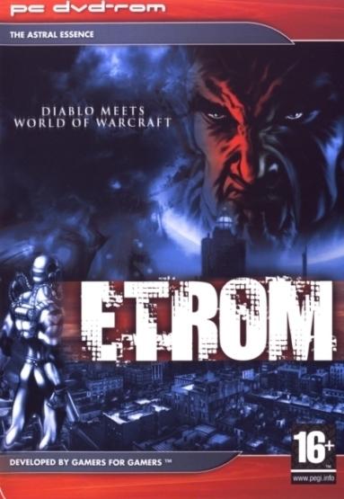 Etrom - PC CD-DVD (8717825990042)