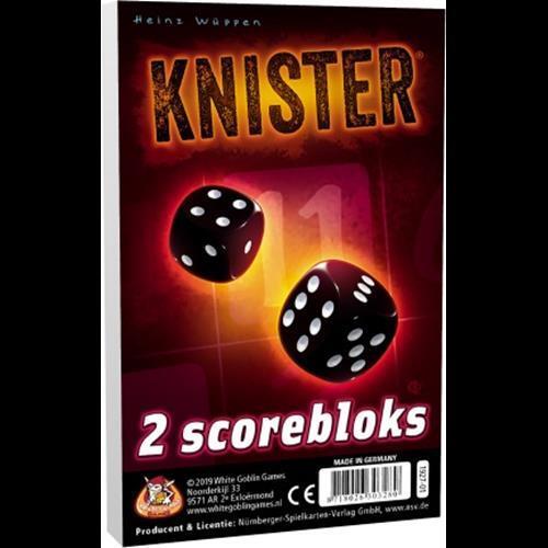 Knister Scoreblocks - Spel;Spel (8718026303280)