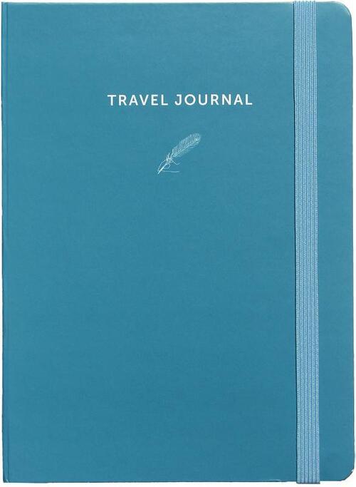 Afbeelding van Travel-Journal Auteur: A-Journal