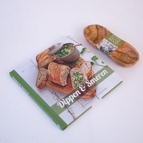 Dagaanbieding - Cadeauset Dippen en Smeren + Tapasduo dagelijkse koopjes