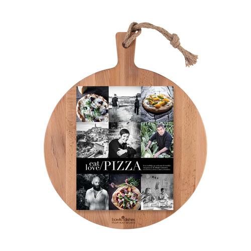 Dagaanbieding - Eat Love Pizza + Pizza Plank dagelijkse koopjes