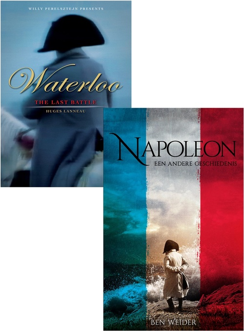 Dagaanbieding - Napoleon Pakket (Boek + DVD) dagelijkse koopjes