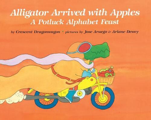 Afbeelding van Alligator Arrived with Apples
