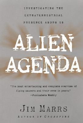 Afbeelding van Alien Agenda