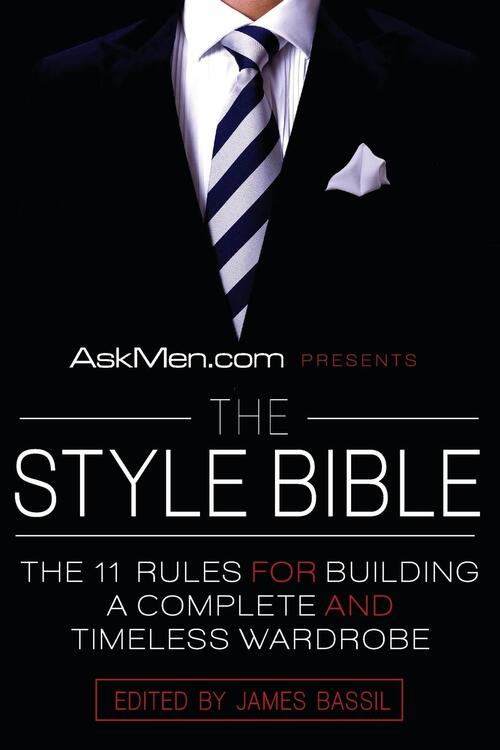 Afbeelding van Askmen.com Presents the Style Bible