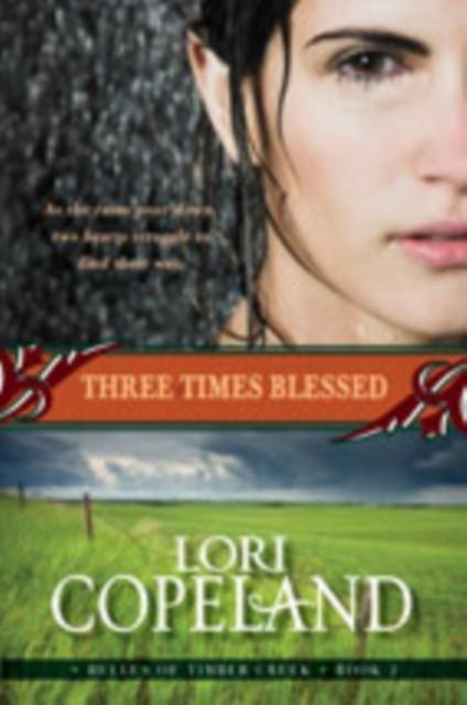 Afbeelding van Three Times Blessed (Belles of Timber Creek, Book 2)