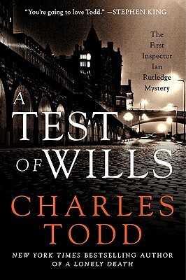 Afbeelding van A Test of Wills