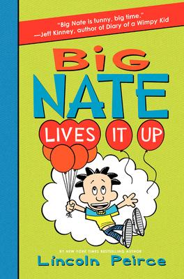 Afbeelding van Big Nate Lives It Up